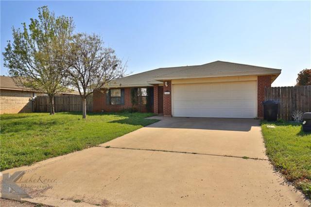 7609 Thompson Parkway, Abilene, TX 79606 (MLS #13742083) :: Team Hodnett