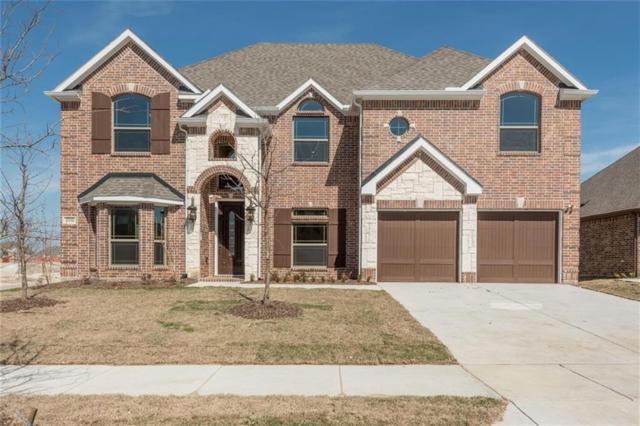 13106 Llano Avenue, Frisco, TX 75035 (MLS #13742310) :: Team Hodnett
