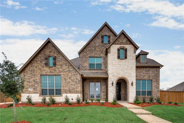 1491 Via Toscana, McLendon Chisholm, TX 75032 (MLS #13743296) :: Team Hodnett