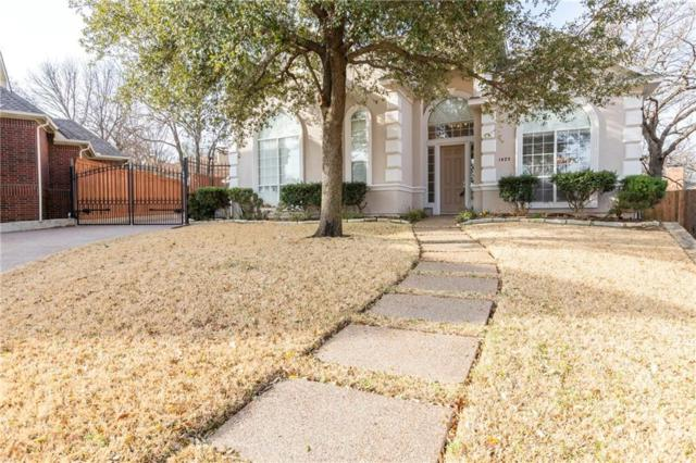1423 Rio Bend Court, Grapevine, TX 76051 (MLS #13743476) :: Team Hodnett