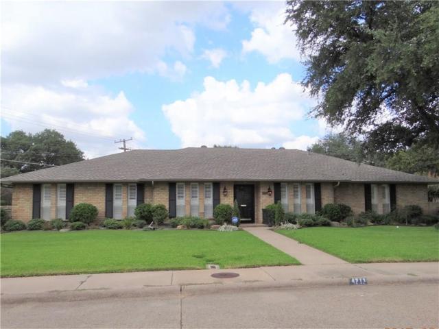 4711 Forest Bend Road, Dallas, TX 75244 (MLS #13743567) :: Team Hodnett