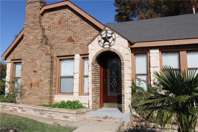 3422 W Jefferson Boulevard, Dallas, TX 75211 (MLS #13745441) :: RE/MAX Pinnacle Group REALTORS