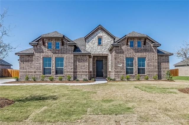 313 Equestrian Drive, Waxahachie, TX 75165 (MLS #13745566) :: Team Hodnett