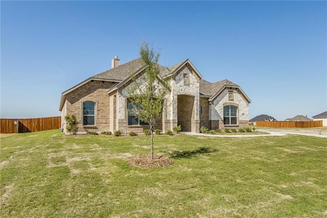 317 Equestrian Drive, Waxahachie, TX 75165 (MLS #13745569) :: Team Hodnett