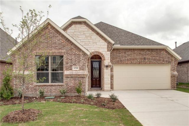 14740 Cedar Flat Way, Fort Worth, TX 76262 (MLS #13747701) :: Team Hodnett