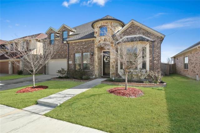 5713 Eagle Mountain Drive, Denton, TX 76226 (MLS #13748275) :: Team Hodnett