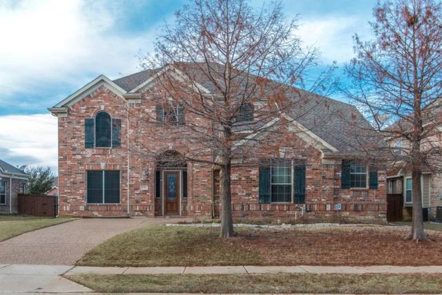 2708 Garrett Drive, Highland Village, TX 75077 (MLS #13748489) :: Team Hodnett