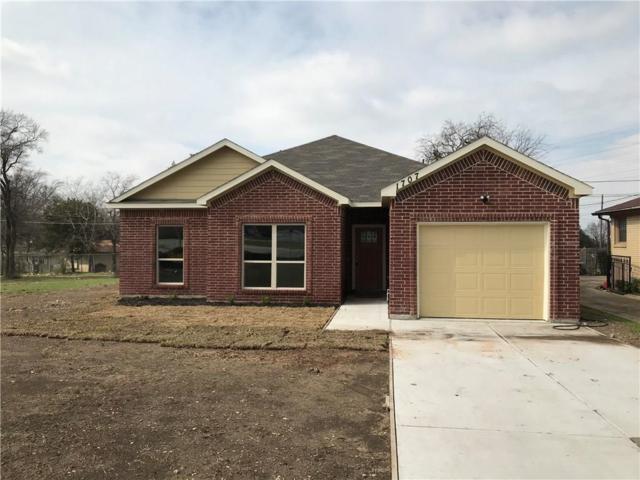 1707 E Ohio Avenue, Dallas, TX 75216 (MLS #13748753) :: Team Hodnett