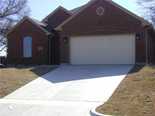 8025 Downe Drive, White Settlement, TX 76108 (MLS #13748972) :: Team Hodnett