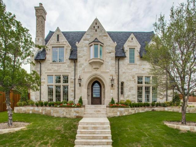 6824 Mulhouse Court, Plano, TX 75024 (MLS #13749156) :: RE/MAX Town & Country