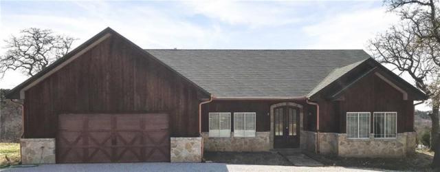 3022 Canyon Wren Loop, Graford, TX 76449 (MLS #13750511) :: Team Hodnett
