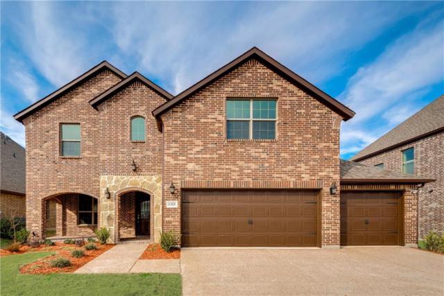 405 Calvert Drive, Midlothian, TX 76065 (MLS #13750597) :: Team Hodnett