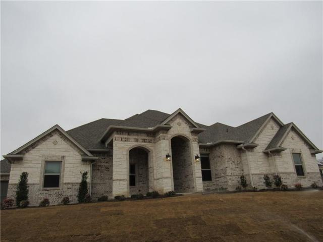 1010 Crown Valley Drive, Weatherford, TX 76087 (MLS #13751963) :: Team Hodnett