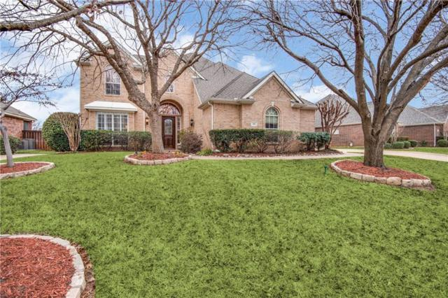 605 Heatherglen Drive, Southlake, TX 76092 (MLS #13752308) :: Keller Williams Realty
