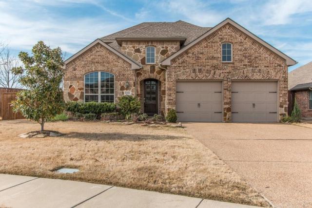 1181 Golden Sunset Court, Prosper, TX 75078 (MLS #13753781) :: Team Hodnett