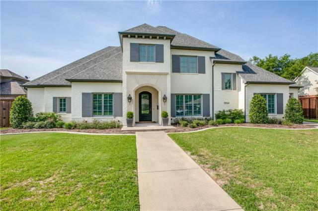 5924 Melshire Drive, Dallas, TX 75230 (MLS #13753925) :: Team Hodnett