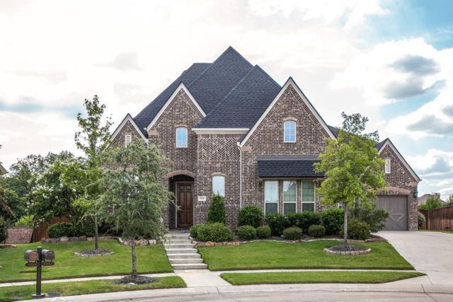 9301 Sabal Lane, Lantana, TX 76226 (MLS #13754329) :: Team Hodnett