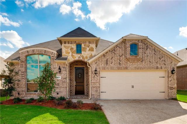 3060 Bella Lago Drive, Fort Worth, TX 76177 (MLS #13755076) :: Team Hodnett