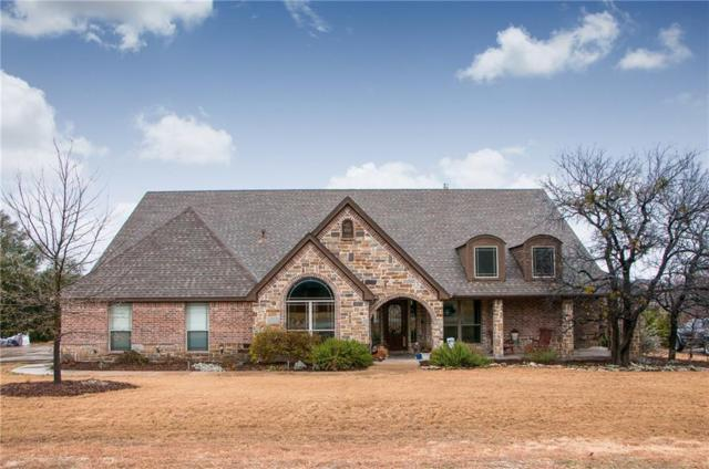 115 Harvestwood Lane, Aledo, TX 76008 (MLS #13755268) :: Team Hodnett