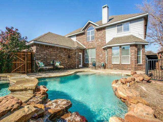 2099 Barret Drive, Frisco, TX 75033 (MLS #13755548) :: Team Hodnett