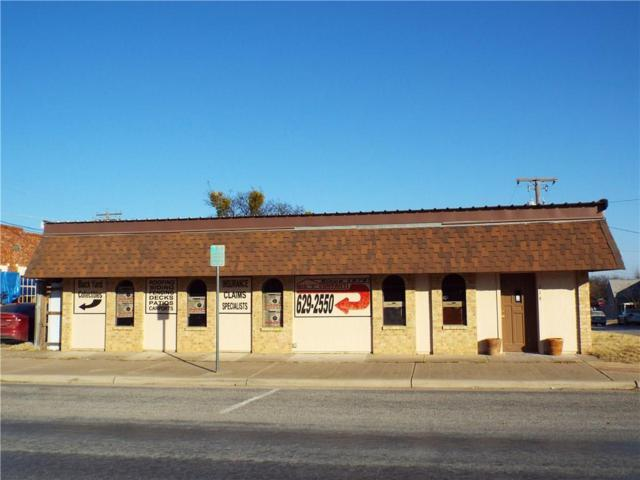 214 S Seaman Street, Eastland, TX 76448 (MLS #13756050) :: Team Hodnett