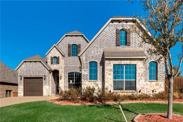 641 Logans Way Drive, Prosper, TX 75078 (MLS #13756682) :: Kimberly Davis & Associates
