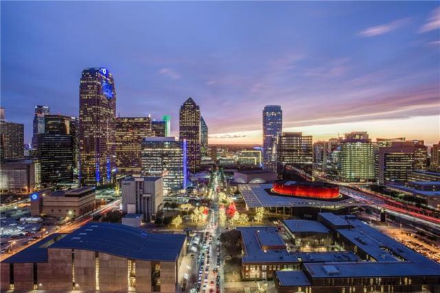 1717 Arts Plaza #1909, Dallas, TX 75201 (MLS #13757110) :: Baldree Home Team