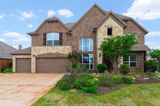 2261 Hideaway Pointe Drive, Little Elm, TX 75068 (MLS #13757463) :: NewHomePrograms.com LLC