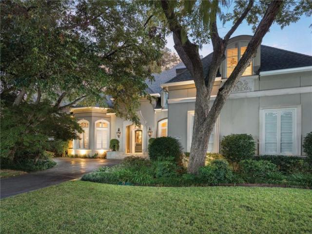 6734 Mimosa Lane, Dallas, TX 75230 (MLS #13757761) :: Robbins Real Estate Group