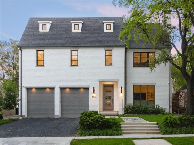 4521 S Versailles Avenue, Highland Park, TX 75205 (MLS #13757788) :: Robbins Real Estate Group