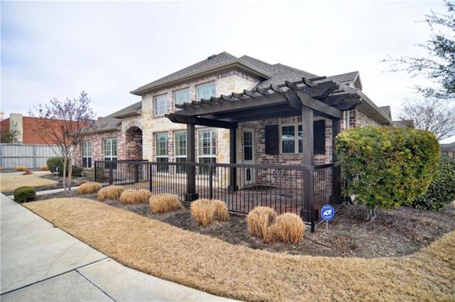 3075 Willow Grove Boulevard #105, Mckinney, TX 75070 (MLS #13758390) :: Team Hodnett