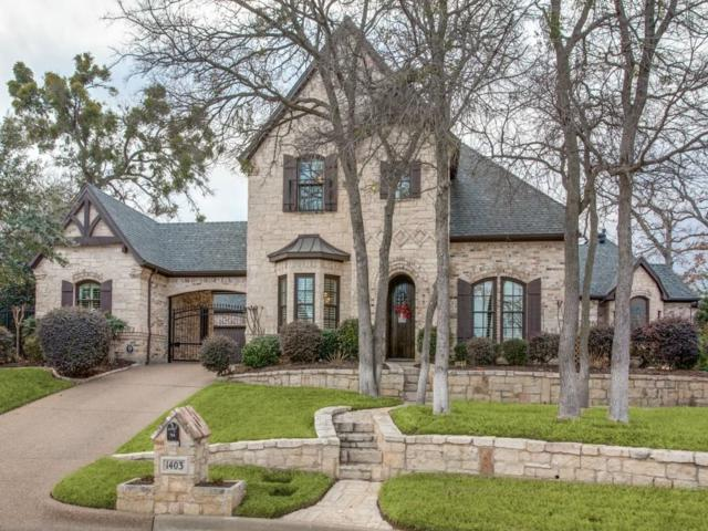 1403 Norwegian Wood Court, Mansfield, TX 76063 (MLS #13758392) :: The Chad Smith Team