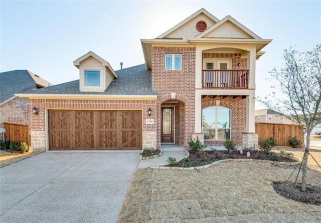 1500 Bull Street, Savannah, TX 76227 (MLS #13758433) :: Team Hodnett