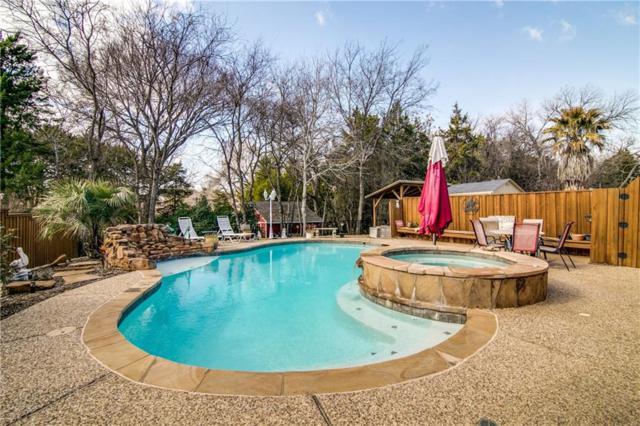 3001 Lakeway Drive, Rowlett, TX 75088 (MLS #13758960) :: Team Hodnett
