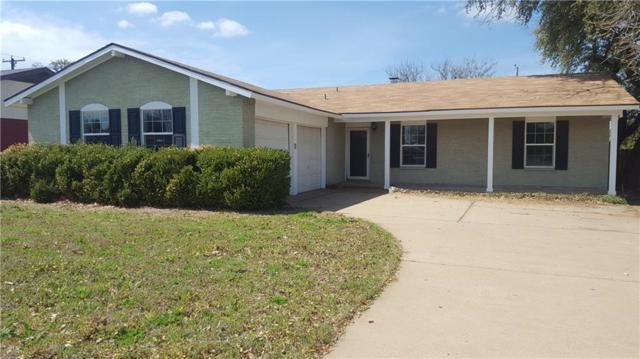 1508 Green Street, Graham, TX 76450 (MLS #13758999) :: Team Hodnett