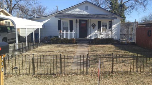 217 Elm Street, Clyde, TX 79510 (MLS #13759286) :: Team Hodnett