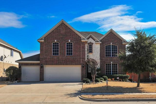 848 Evergreen Lane, Burleson, TX 76028 (MLS #13759850) :: Team Hodnett