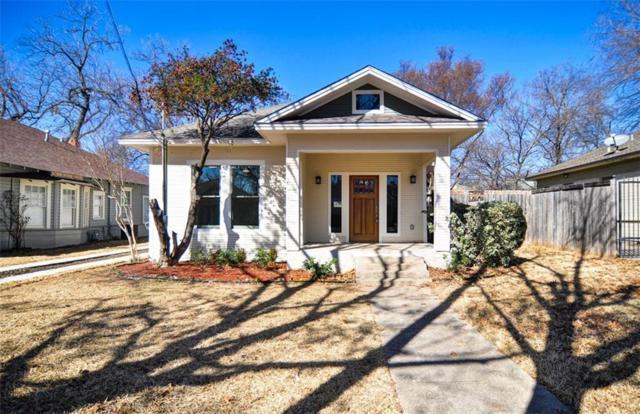 5415 Victor Street, Dallas, TX 75214 (MLS #13759867) :: Kindle Realty