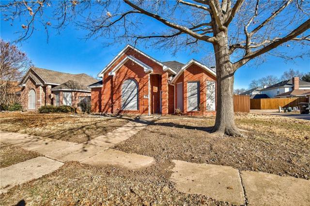 7836 Armor Lane, Frisco, TX 75035 (MLS #13759875) :: RE/MAX Town & Country