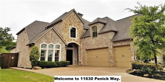 11630 Penick Way, Frisco, TX 75033 (MLS #13759966) :: RE/MAX Pinnacle Group REALTORS