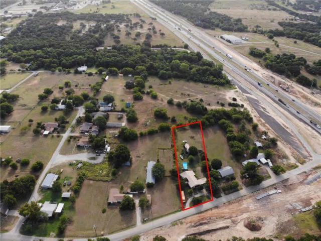 309 Center Point Road, Weatherford, TX 76087 (MLS #13759996) :: Team Hodnett