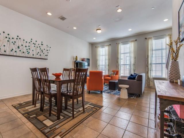 15816 Breedlove Place #138, Addison, TX 75001 (MLS #13760542) :: Team Hodnett
