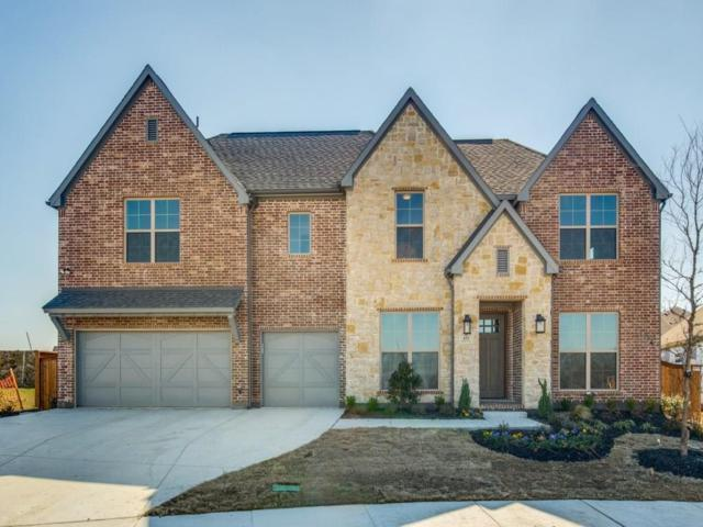435 Hyer Circle, Frisco, TX 75068 (MLS #13760573) :: Team Hodnett