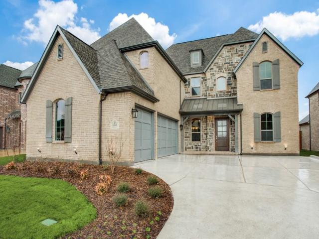 11169 Copperstone Lane, Frisco, TX 75035 (MLS #13760610) :: Team Hodnett