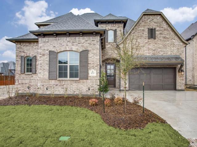 14713 Devonshire Lane, Frisco, TX 75035 (MLS #13760625) :: Team Hodnett