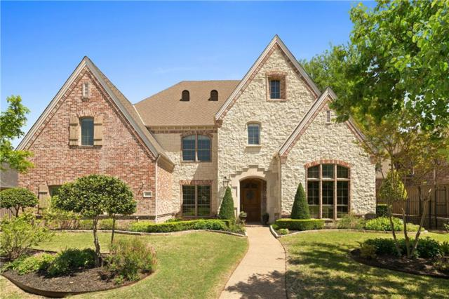 7215 Brooke Drive, Colleyville, TX 76034 (MLS #13760701) :: Team Hodnett