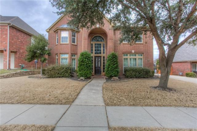 4764 Grapevine Terrace, Fort Worth, TX 76123 (MLS #13761204) :: Kindle Realty