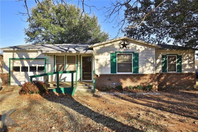 425 Ridgeway Street, Clyde, TX 79510 (MLS #13761279) :: Team Hodnett
