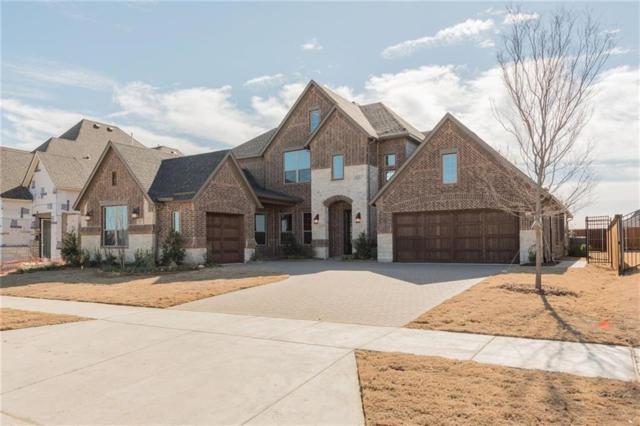 1765 Snapdragon Road, Frisco, TX 75033 (MLS #13761366) :: Team Hodnett