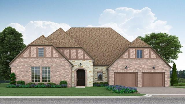 3845 Fairbanks Drive, Frisco, TX 75033 (MLS #13761965) :: Team Hodnett